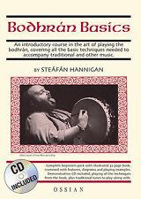 Bodhran Basics Learn to Play Irish Celtic Drums Beginner lesson Music Book & CD