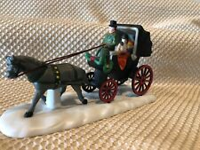 *Christmas* Department 56 Central Park Carriage
