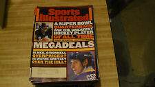 Gretzky & O'Donnell jump teams -Sports illustrated 3/11/1996