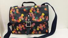BAG Fossil Key Colorful Dot Per Crossbody Bag Purse A4
