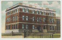 1910 Postmarked Postcard Pratt Institute Brooklyn New York NY