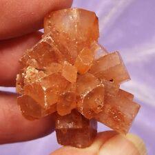 Aragonite sputnik crystal natural cluster 18g SN22764