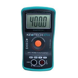 Kewtech KT111 Digital 500V TRMS Multimeter  **Ideal for Model Railways**