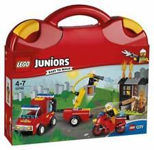 Lego Juniors Löschtrupp Koffer Art. 10740