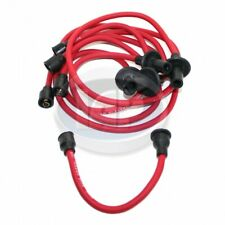 VW Ignition Wire Set RED Spark Plug Wires 8mm. 1200-1600cc AC998014