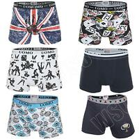 New Mens Boxer shorts Trunks Sexy Underwear Novelty Boxers Size S M L XL XXL