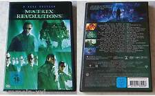 Matrix Revolutions .. 2 Disc Edition DVD TOP