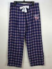 Womens NFL New York Giants Pajama Pants Size Large