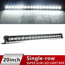 "20"" 540W LED Work Light Bar Spot Flood Offroad Roof Driving Lamp For JEEP Truck"