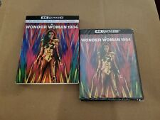 Wonder Woman 1984: w/Slipcover (4K Ultra Hd & Blu-ray) No Code