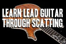 Learn Lead Guitar Through Scatting. Be Able To Play What Is In Your Head. Scat.