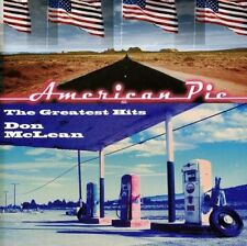 Don McLean - American Pie - NEW SEALED CD - Greatest Hits / Very Best Of