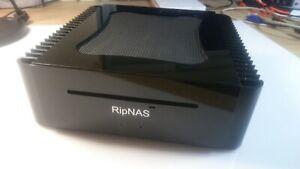 HFX RipNAS S2000 schwarz V4.1 HighEnd CDRipper 120GB SSD 4TB HDD HDMI NAS TOP