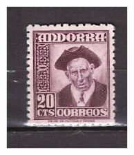 s27546) DEALER STOCK ANDORRA SPANISH 1948 MNH** Def. 20c 1v Y&T 42 (X10 SETS)