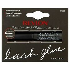 Revlon PRECISION LASH ADHESIVE DARK False Fake Eyelash Glue Brush On Lashes