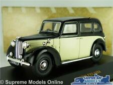 AUSTIN FX3 MODEL CAR LONDON TAXI CAB 1954 1:43 SCALE IXO MUS060 MUSEUM BLACK K8