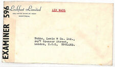 VV98 Canada Montreal London GB Cover {samwells-covers}