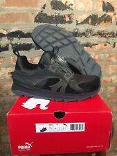 Puma Disc Swift Tech Black Size 10 Brand New