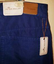 Peter Millar Seaside Pants Mens 34×34 Blue