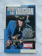 Guitar World magazine presents Stevie Ray Vaughan