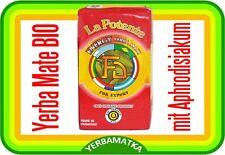 Paraguayischen Yerba Mate Tee La Potente Orgánico mit Katuava 500g