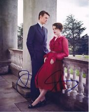 MATT SMITH & CLAIRE FOY signed autographed THE CROWN photo