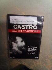 The Life And Times Of Fidel Castro DVD Ex Rental VG