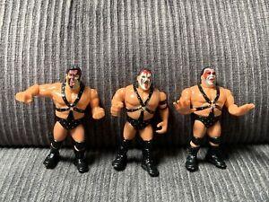 WWF Hasbro Ax, Smash & Crush Demolition Tag Team
