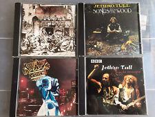 Jethro Tull - 4 CD Bundle