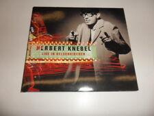 CD  Live in Gelsenkirchen  von Knebel Herbert