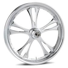 """Arlen Ness G3 021-09009 Chrome Front Wheel 21"""" X 3.50"""" Harley ABS FLTR 08-13 HG"""