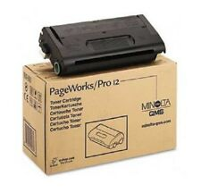 Original Toner QMS Minolta PagePro 12 PageWorks / 1710432-001 Cartridge