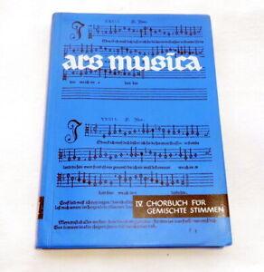 Ars Musica 4- Chorbuch für gemischte Stimmen; Möseler Verlag