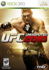 ELDORADODUJEU >>> UFC 2010 UNDISPUTED Pour XBOX 360 NEUF VF