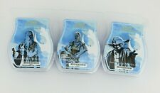 3 New Scentsy Wax Bar Star Wars Light Side Of The Force Yoda C3PO