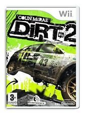 Colin McRae Dirt 2 for Nintendo Wii - Postage