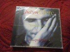 """CD NEUF """"JULIEN CLERC : AMOURS SECRETES, PASSION PUBLIQUE"""""""