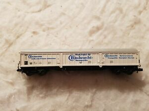 A Model Very Long German Covered Wagon In N Gauge By Arnold Unboxed