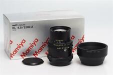 Mamiya RB67 L-A K/L 4.5/250mm DEMO/*NOS* w. Box #003986