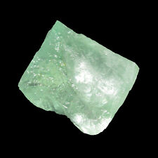 Awesome 120.00Cts. Green Color Natural Rough Shaped 100% Real Fluorite -CH 7058
