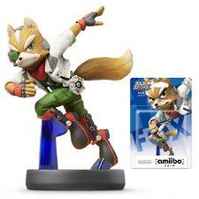 Star Fox Zero Mccloud Super Smash Bros Amiibo 6 JP Ver Nintendo Wii U 3DS Switch