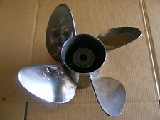 Suzuki DF 150-200-225-250 HP Propeller LH 4x15x26 COUNTER 4 Blades