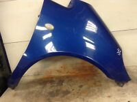 Mercedes Benz A CLASS W168 FRONT RIGHT WING FENDER QUARTER PANEL O/S blue