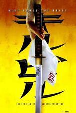 Kill Bill Vol. 1 Movie POSTER 27 x 40, Uma Thurman, C, LICENSED U.S.A. NEW