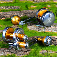 Proberos Jigging Reel Aluminum CNC Machined Fishing Reel JIG REEL Trolling Reel