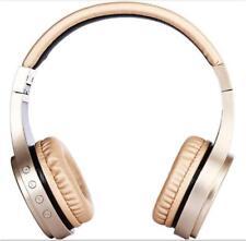 Ovleng Gold S55 Wireless Bluetooth V4.1 Headphones folding Brand New Australia