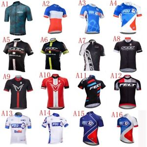 Bike Cycling Clothing Short Sleeve Jersey Shirts Racing Cycling Wear Cycle A22