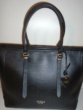 GUESS CLAUDIA LUXE CARRYALL EMBOSED LEATHER SOLD OUT IN N. AMERICA NWOT