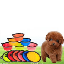 Silicone Pet Bowl Folding Portable Dog Bowls wholesale for Food & Drinking water