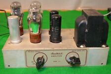 Heathkit A-4 Tube Amplifier A4 - Rare and Early Model